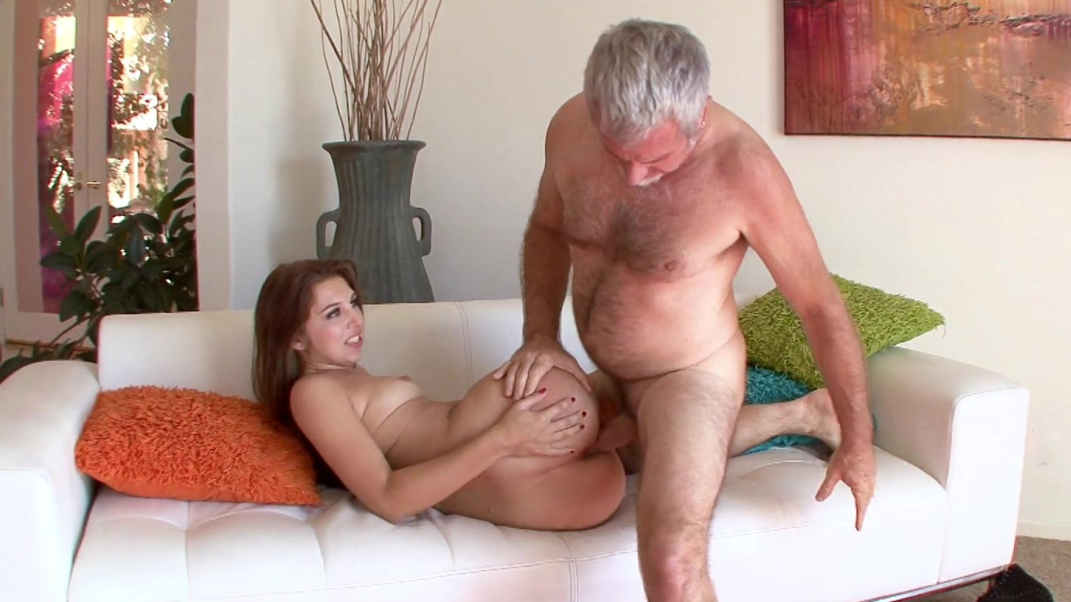 Dad ties up step daughter