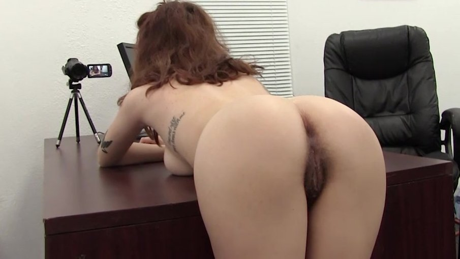 She Gets Her Ass Fucked